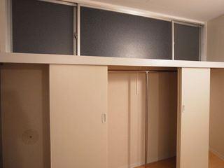 ウエストビレッジ301号室収納.JPG