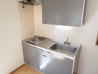 リビングハイムⅠ102号室キッチン.JPG