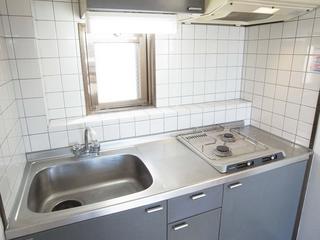リビングハイムⅡ501号室キッチン.JPG