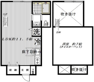 桜丘1丁目新築1階Bタイプ間取り.jpg